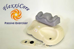 passive exerciser with logo